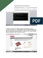 Datos Importantes de PC