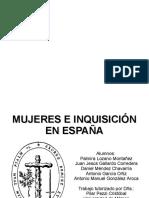 Mujer e Inquisición en España durante la Edad Moderna