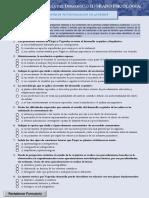 Preguntas Autoevaluación UUDD I Distribuido
