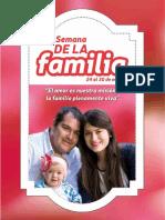 Diócesis de Sonsón Rionegro - Semana de La Familia 2015