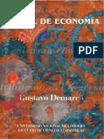 Manual de Economía Básica de Gustavo Demarco
