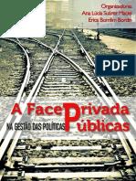 Livro_A Face Privada Na Gestão Das Politicas Publicas 2