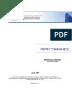 Modelo Proyecto Institucional