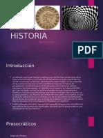 Tiempo e Historia