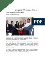 16-02-10 Registra PRI Alianza Con PT