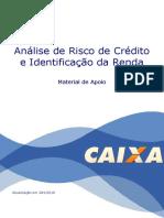 Análise de Risco de Crédito e Identificação de Renda