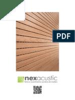 catalogo - forro linha  Nexacustic Owa.pdf