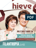 Achievers - Holly Chen y Barry Chi