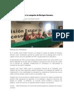 15-12-23 Coordinará Garfio la Campaña de Enrique Serrano