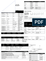 Network+ Cheat Sheet N10-005