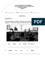2015 Paper 2 English Midyear Exam