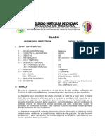 Silabo de Obstetricia 2015 II Udch