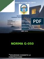 Diapositiva Reglamento g050 Final