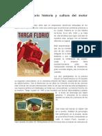 La Targa Florio Historia y Cultura Del Motor Clasico