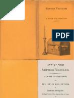 23. Sepher-Yezirah (12th Edition, 1974)