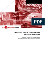 Study About Freight Wagons