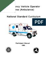 Participant Manual 1995 EVOC