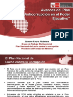 Avances Anticorrupcion