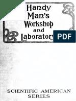 Handy Mans Workshop and Laboratory-1910