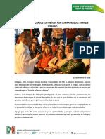 2016-02-21 Ninguno de Mis Cargos Los Obtuve Por Compadrazgo, Enrique Serrano