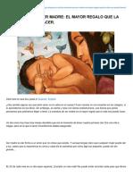 Blog.soleymanu.com-la Aventura de Ser Madre El Mayor Regalo Que La Vida Nos Puede Hacer