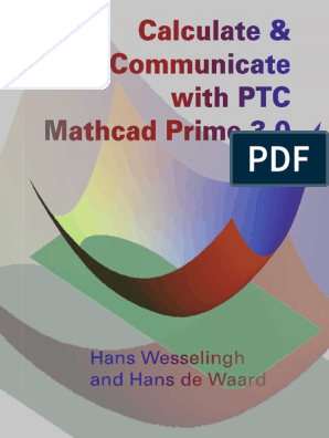 Calculate & Communicate With PTC Mathcad Prime 3 0 | Matrix