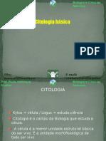 Citologia e Histologia Basica