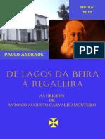 De Lagos da Beira à Regaleira – Por Paulo Andrade