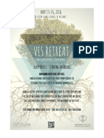 Vis Retreat FAQ
