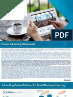 ONDK Investor Presentation Feb'16 (1)