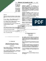 Registro Oficial 204 Del 5 de Noviemnre 2003 Registro Mercantil Valores