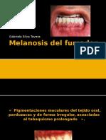 Melanosis del fumadoooR.pptx