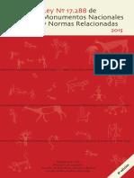 Chile - Ley N° 17.288 de Monumentos Nacionales y Normas Relacionadas