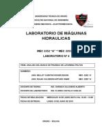 Banco de pruebas turbina pelton Informe.docx