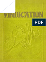 Watchtower: Vindication, Book 2 by J.F. Rutherford, 1932