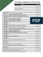 Notas Provas ME 2015 2016 Teoria Lidas Final