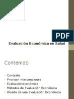 EVALUACIÓN ECONOMICA 2