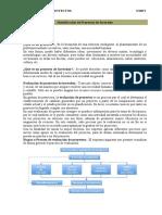 Clases Evaluación de Proyectos (Ing. Virginia Molina)