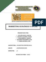 Monografia Marketing Ecologico y Social