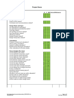Docfoc.com-checklist for Stress Analysis-piping