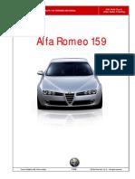 Alfa Romeo 159 Training Manual1
