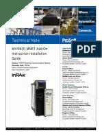 MVI56(E)-MNET+Add-On+Instruction