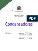 Circuitos Condensadores
