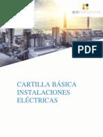 Cartilla Instalaciones INDESO LTDA