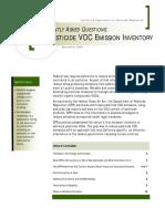 Faq Voc Emission Inventory