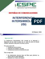 Inteferencia Intersimbolica