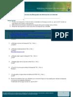 Formato del proceso de Búsqueda de información en internet