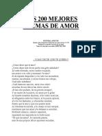 200.Mejores.poemas.de.Amor