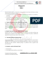 Material de Derecho Penal 1 Modulos 1-2