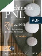 Coaching con PNL. Zen de PNL Miguel Ángel León